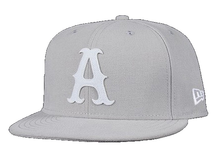 trolley hat grey
